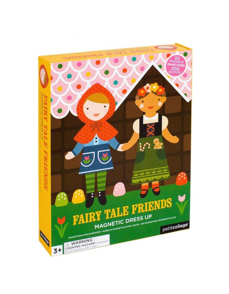 PETIT COLLAGE Fairy Tale Friends Magnetic Dress Up