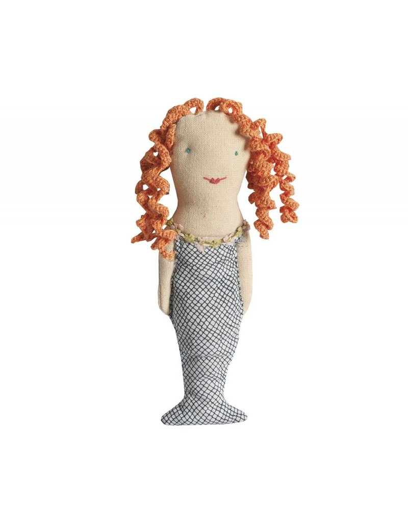 MAILEG Mermaid Rattle