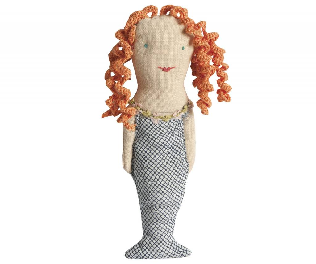 MAILEG Mermaid Rattle