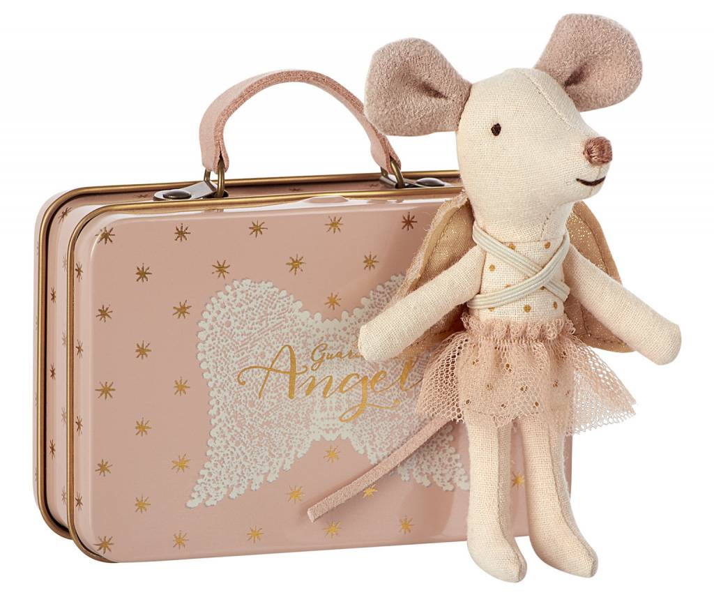 MAILEG Guardian Angel in Suitcase