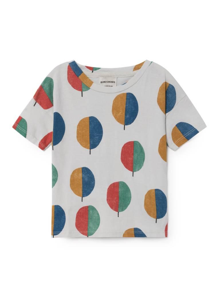BOBO CHOSES Forest Short Sleeve T-Shirt