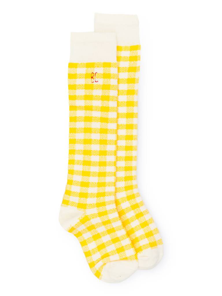 BOBO CHOSES Vichy Socks
