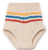 BOBO CHOSES Striped Knitted Culotte