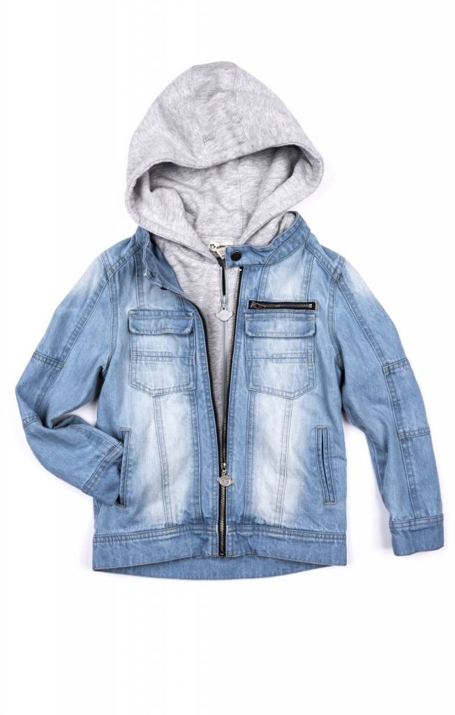 APPAMAN Dilinger Denim Jacket