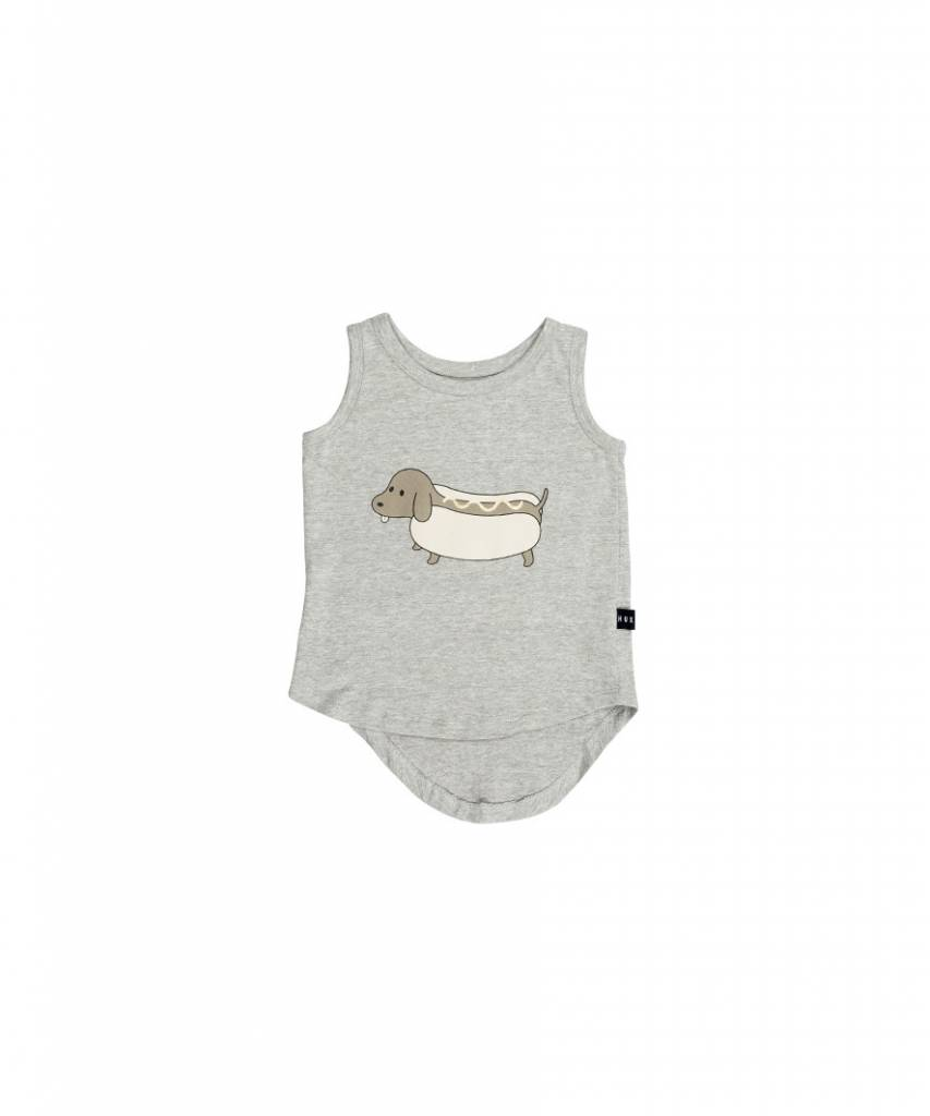 HUX BABY Hot Doggy Baby Singlet