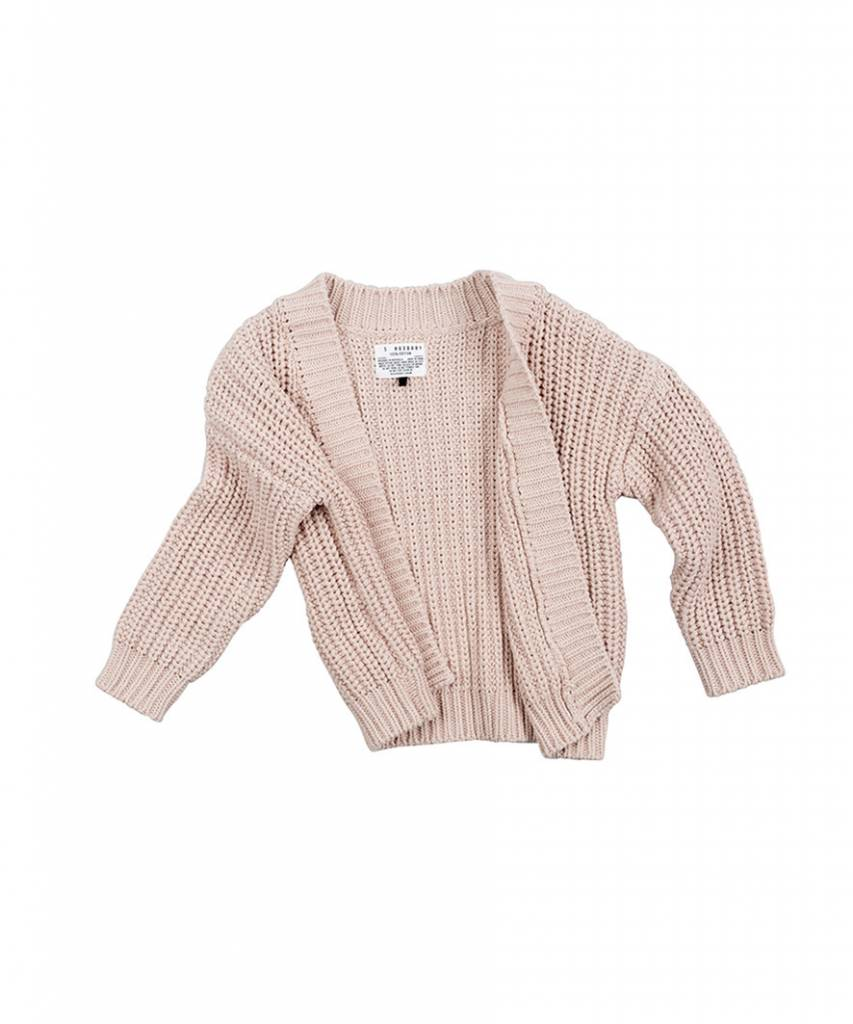 HUX BABY Chunky Knit Cardigan