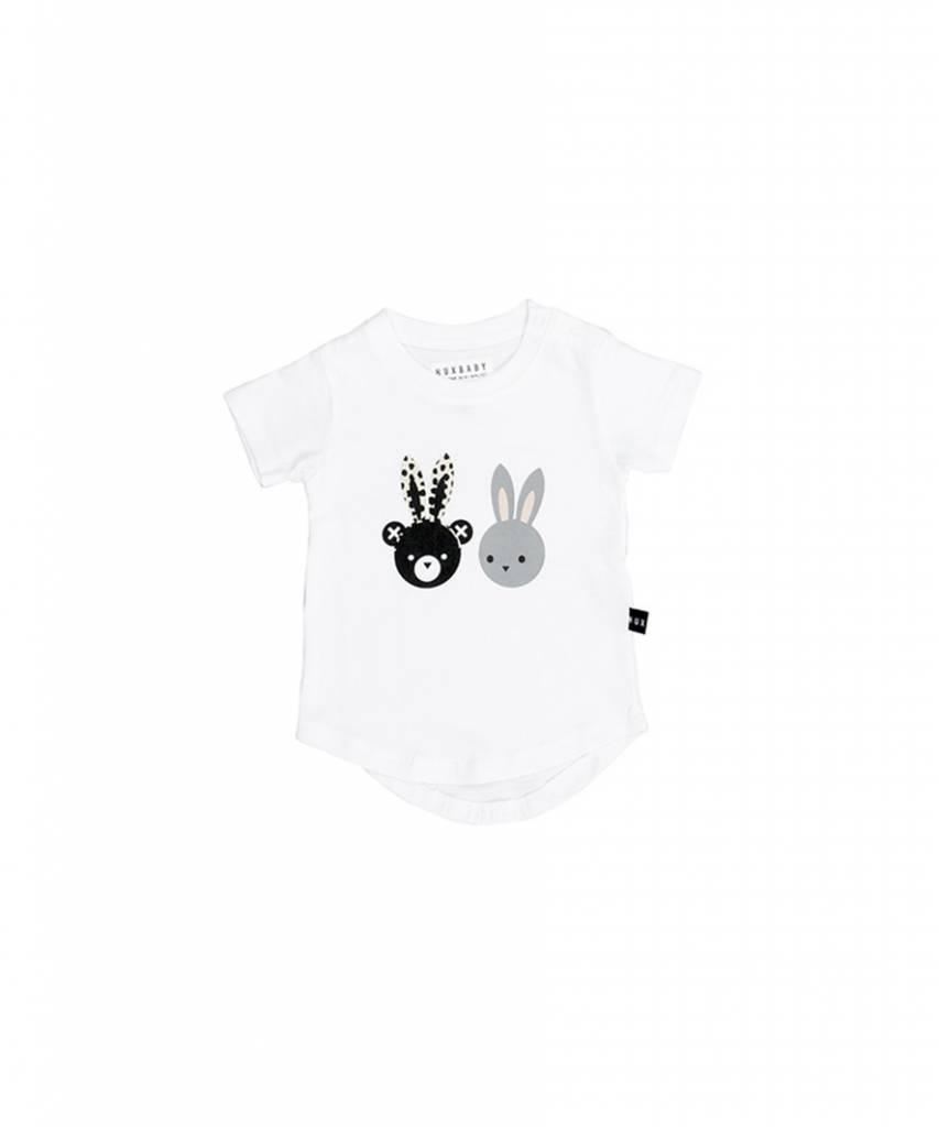 HUX BABY Bunny Bear T-Shirt
