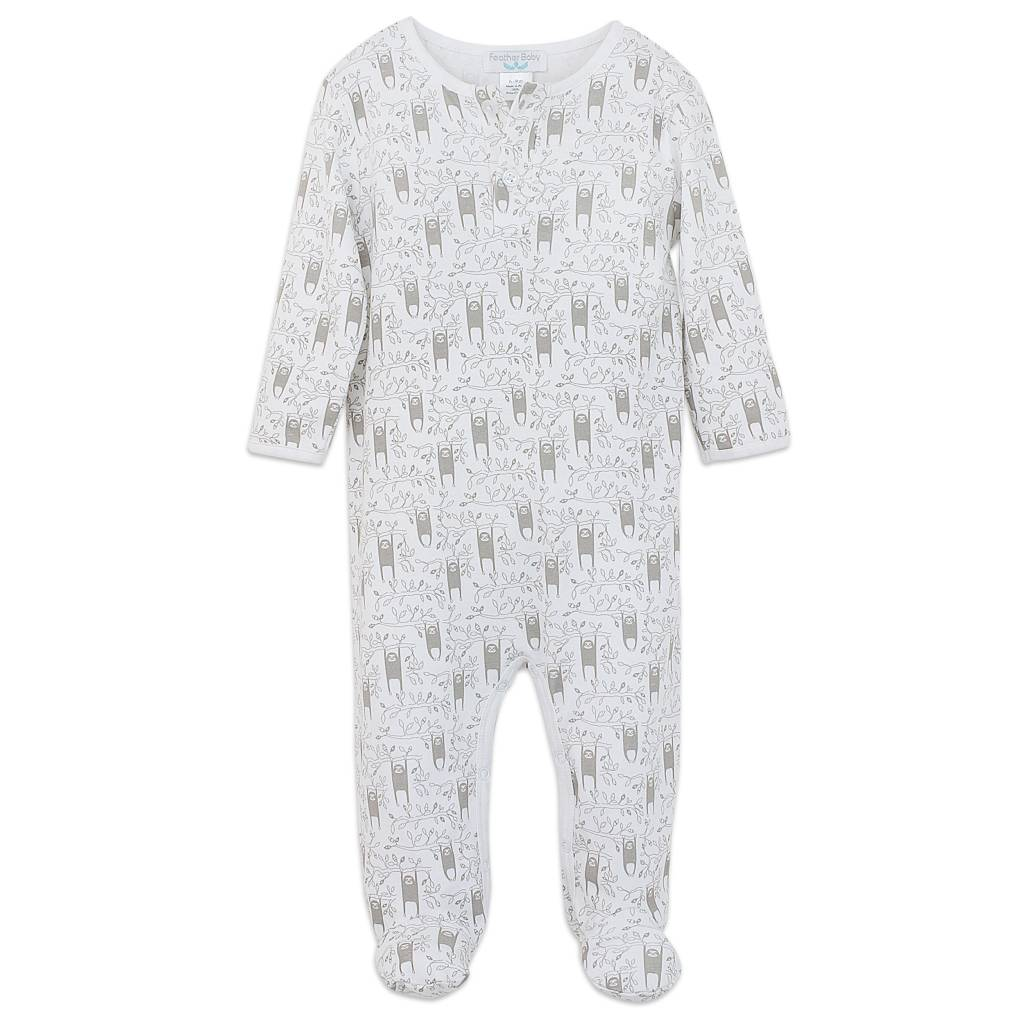 FEATHER BABY Henley Footie