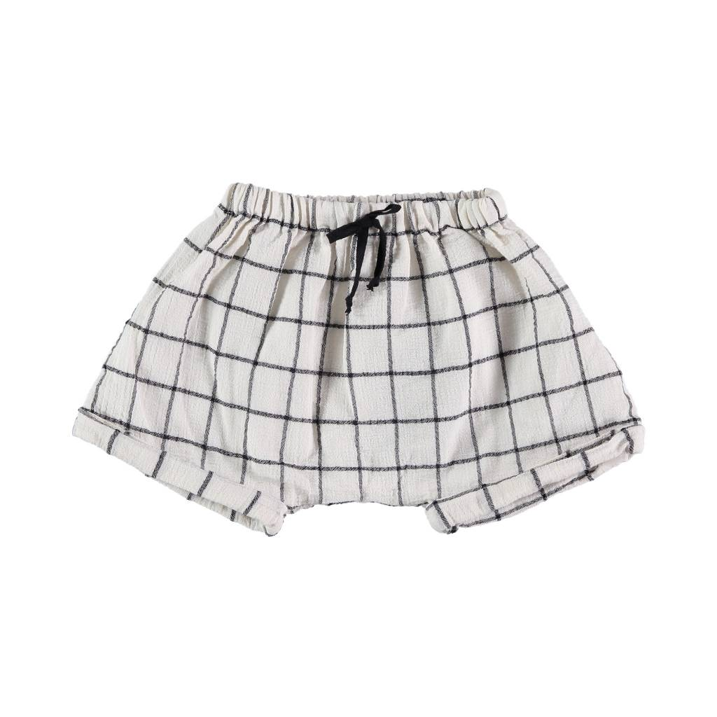 BUHO Check Baby Boy Short Pant