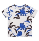 MINI RODINI Draco Short Sleeve Tee