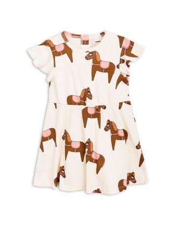 MINI RODINI Horse Dress