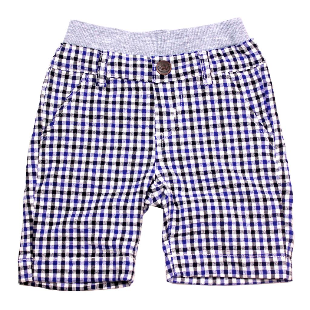 HOONANA Seersucker Shorts