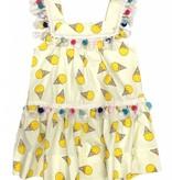PEAS AND QUEUES Isla Dress