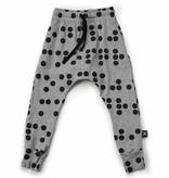 NUNUNU Braille Baggy Pants