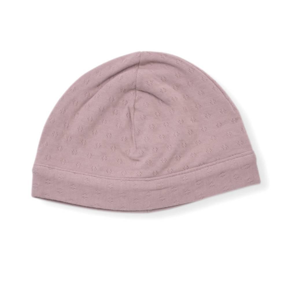 TANE ORGANICS Pointelle Hat