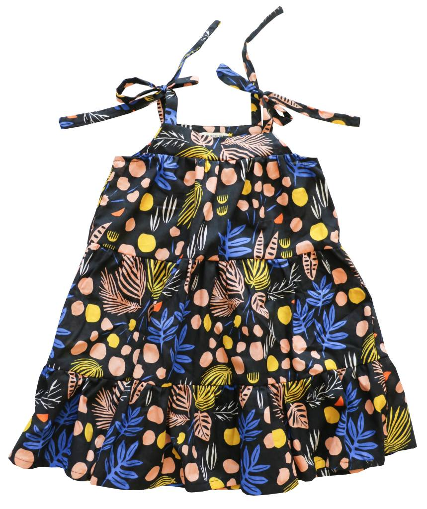 ANTHEM OF THE ANTS Beach Tie Sundress