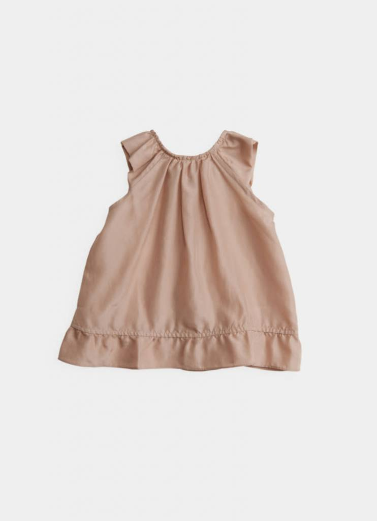 BELLE ENFANT Cap Sleeve Top