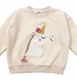 PETITE HAILEY Baby Unicorn Sweatshirt