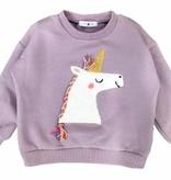 PETITE HAILEY Unicorn Sweatshirt