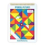 MUDPUPPY Bold Patterns Pixel Pic