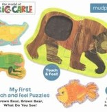 MUDPUPPY My First Touch & Feel Puzzle