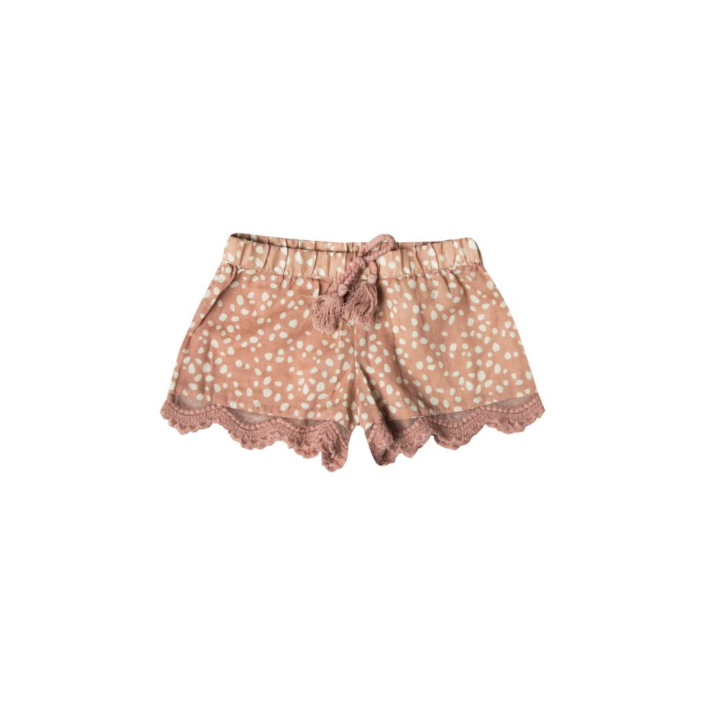 RYLEE AND CRU Pebble Shorts