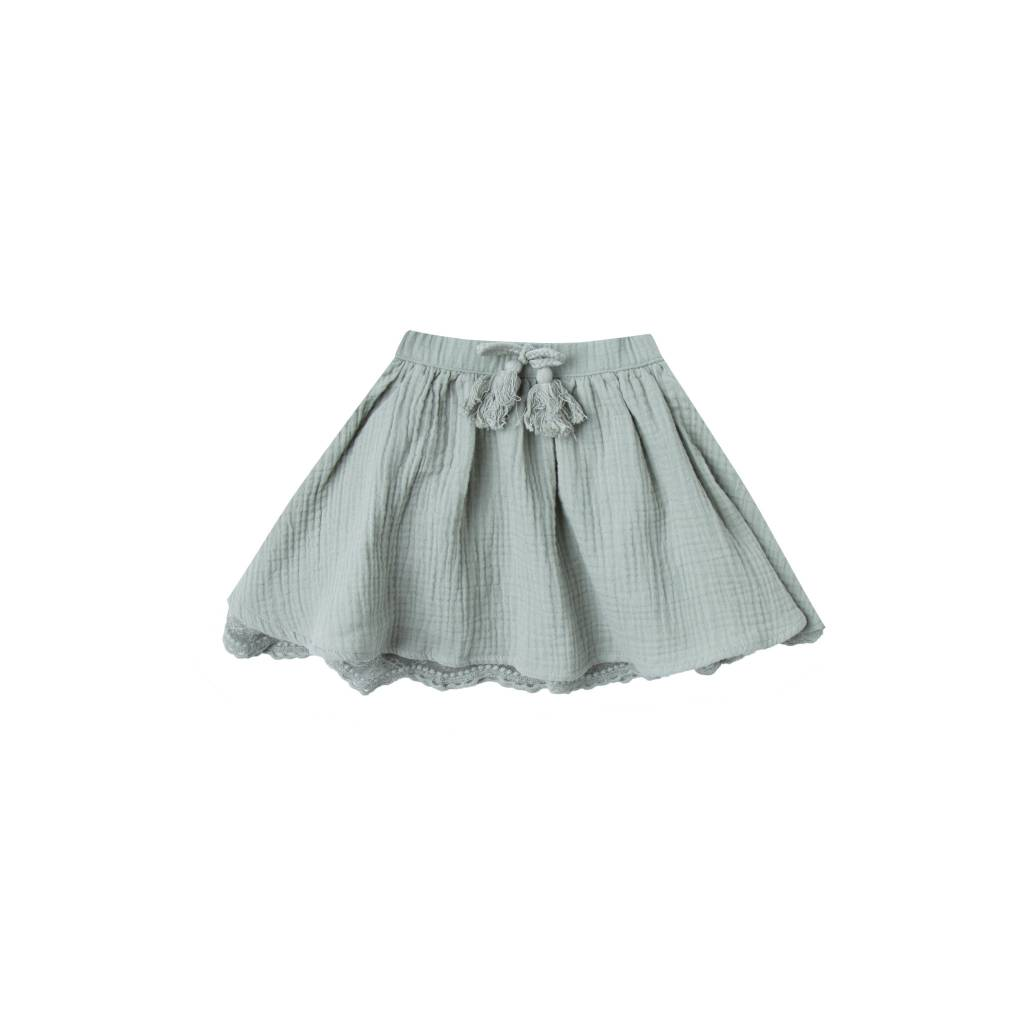 RYLEE AND CRU Scallop Skirt