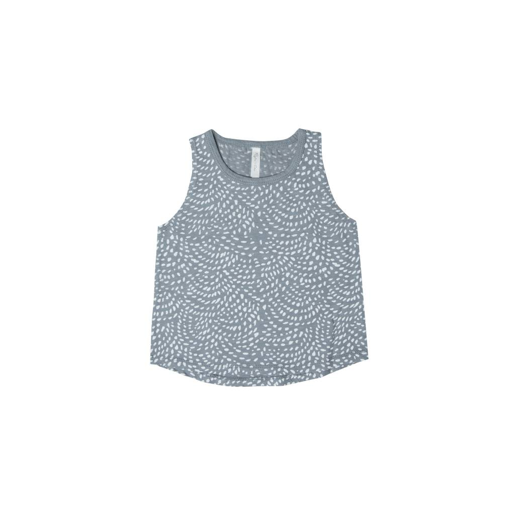 RYLEE AND CRU Dash Waves Baby Tank Top