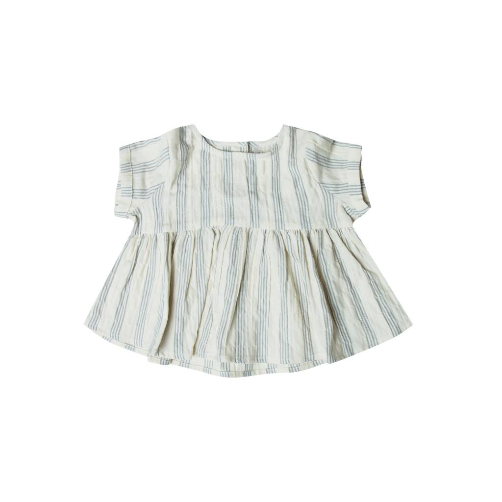 RYLEE AND CRU Stripe Baby Blouse