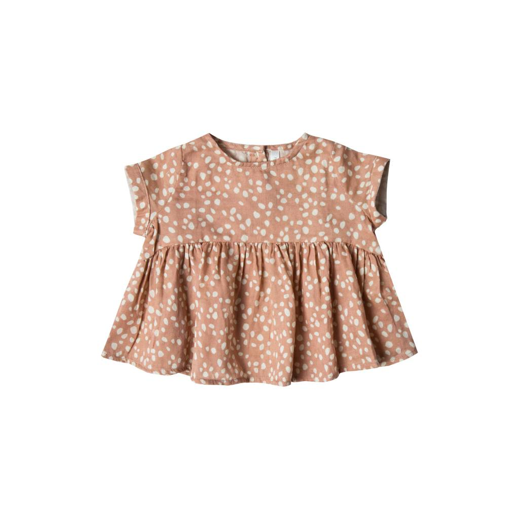 RYLEE AND CRU Pebble Baby Blouse