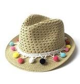 APPAMAN Fiesta Fedora Hat