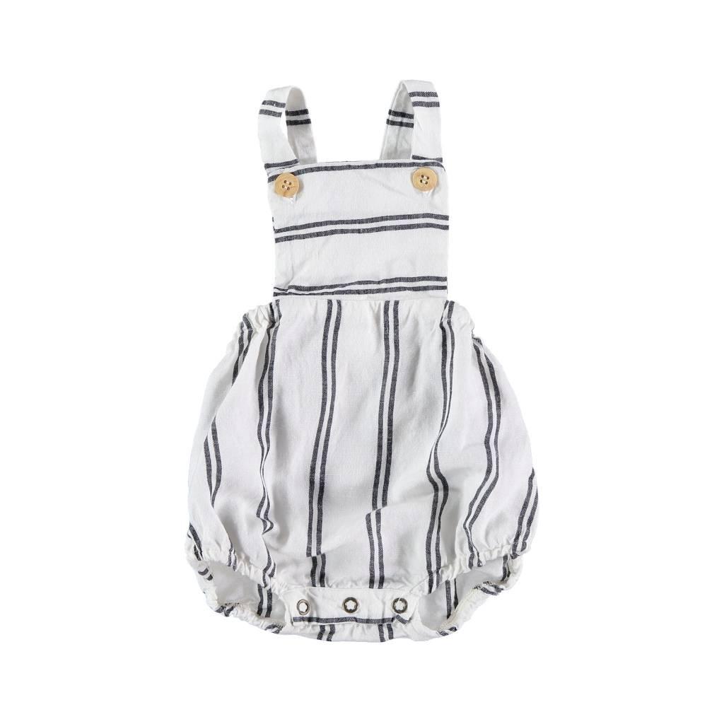 BUHO Zebra Baby Unisex Romper
