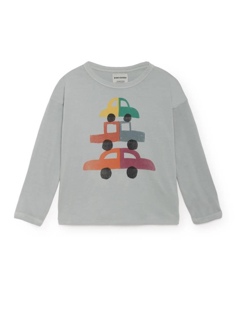 BOBO CHOSES Round Neck T-Shirt