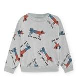 BOBO CHOSES Round Neck Sweatshirt