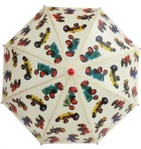 POWELL CRAFT Tractor Print Umbrella