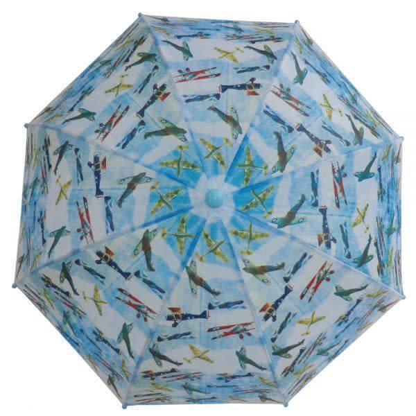 POWELL CRAFT Vintage Plane Umbrella