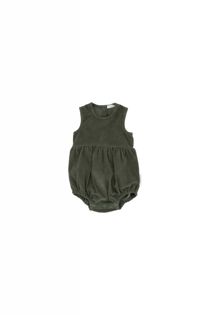 TINY COTTONS Corduroy Baby One-Piece