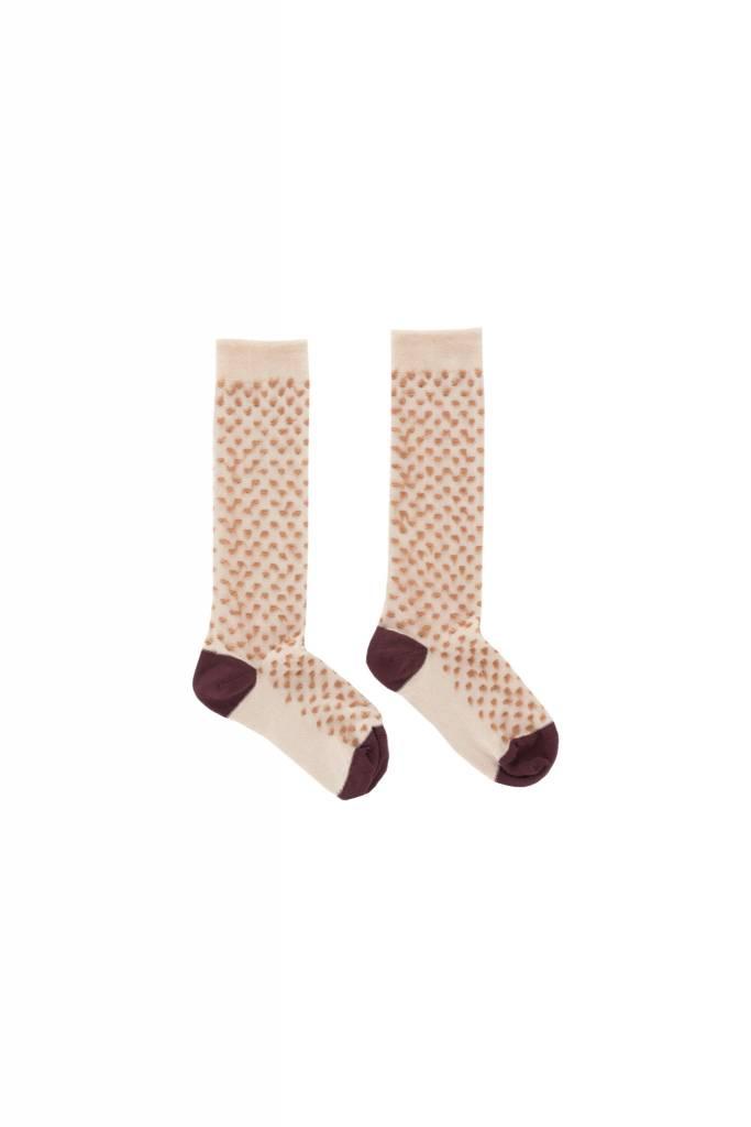 TINY COTTONS Hairy High Socks