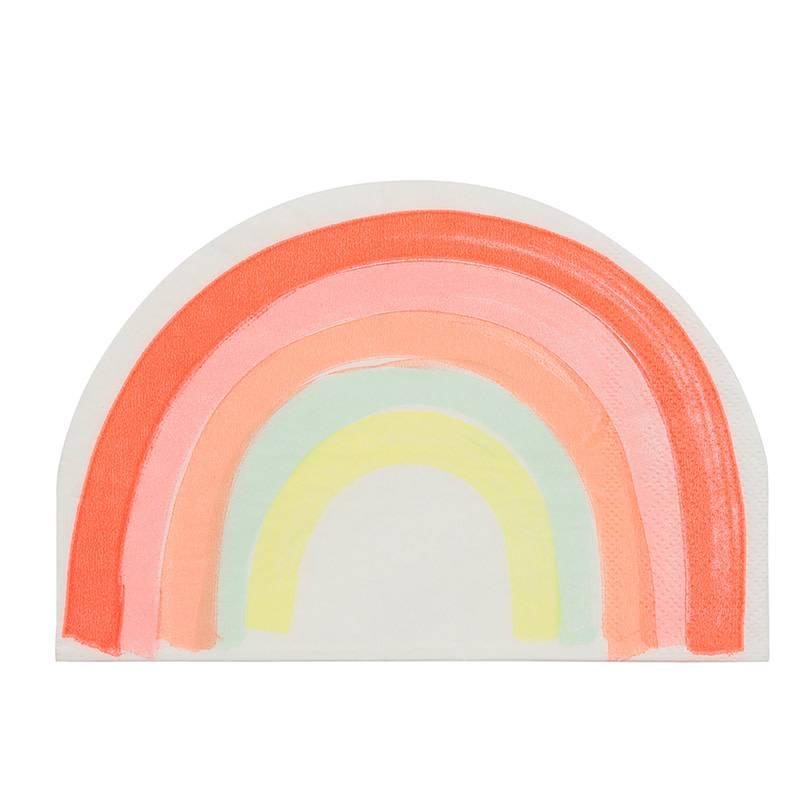 MERI MERI Rainbow Napkins
