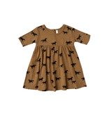 RYLEE AND CRU Baby Horses Finn Dress
