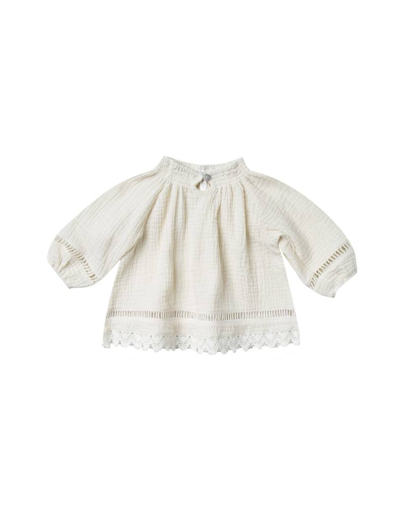 RYLEE AND CRU Quincy Blouse