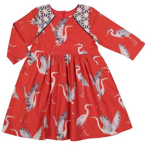 PINK CHICKEN Songbird Dress