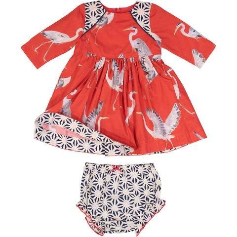 PINK CHICKEN Songbird Dress Set