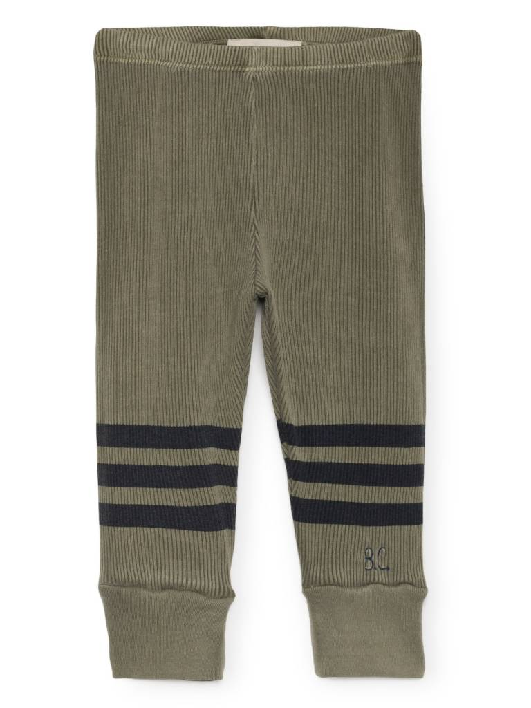 BOBO CHOSES Stripes Leggings