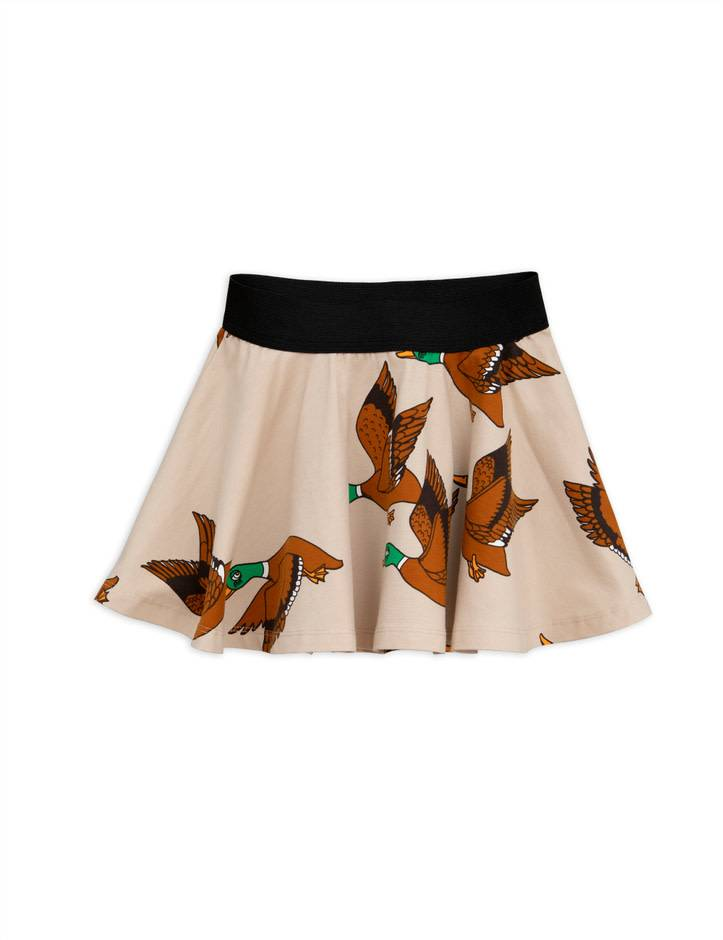MINI RODINI Ducks Skirt