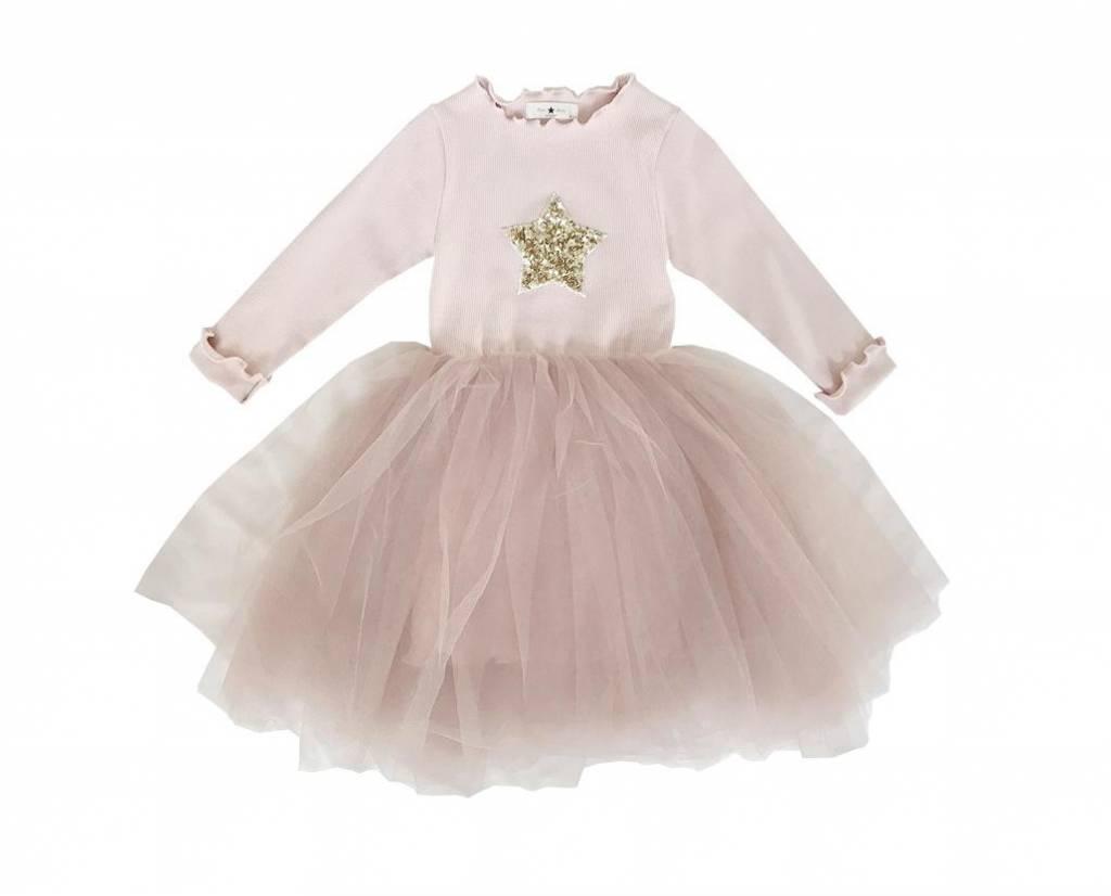 PETITE HAILEY Baby Tutu Star Dress