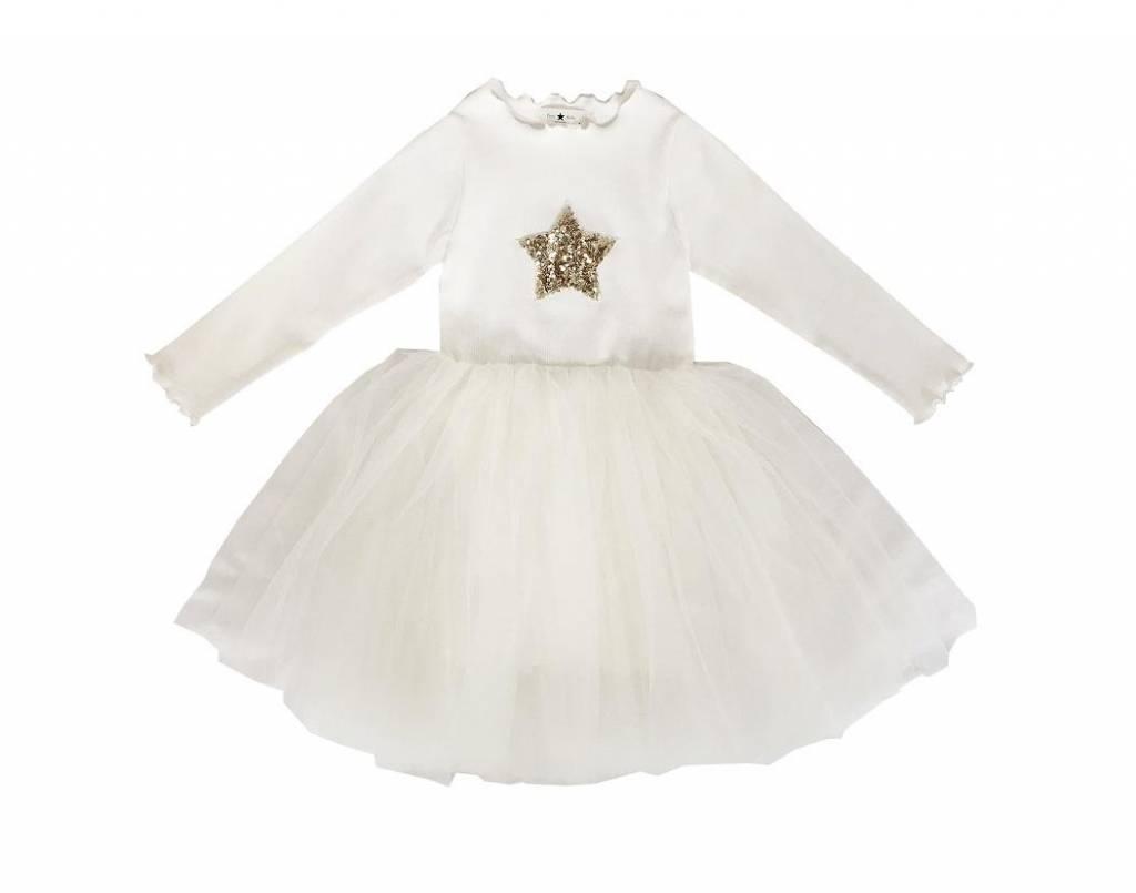 PETITE HAILEY Tutu Star Dress