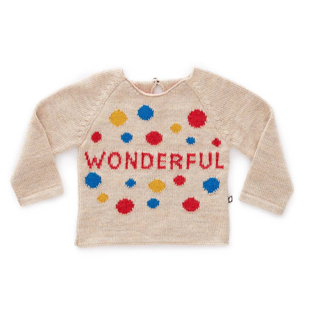 OEUF Wonderful Sweater