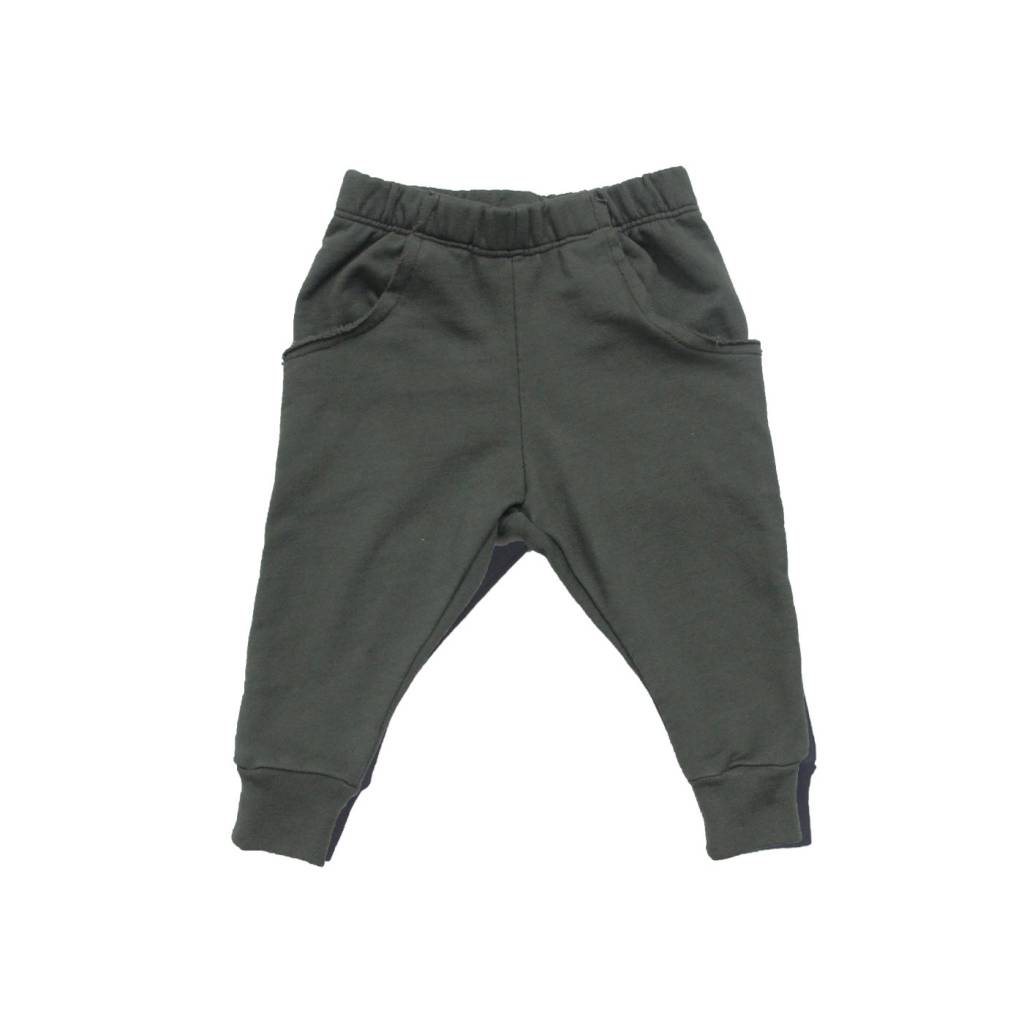 GOGENTLYNATION Raw Pocket Track Pant
