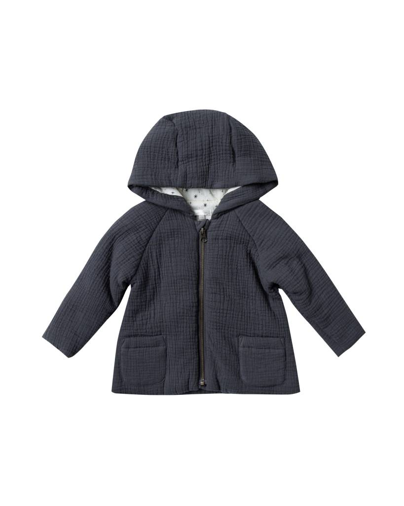 RYLEE AND CRU Crepe Jacket